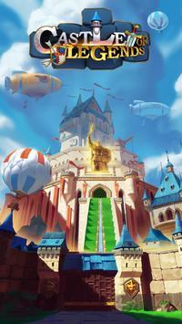 Castle of Legends poster