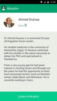 Ahmed Nuinaa: iMuslim Prayer poster