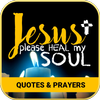 Jesus is My Strength Quotes & Prayers simgesi