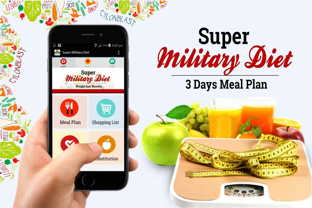 Super Military Diet Plan For Android Apk Download