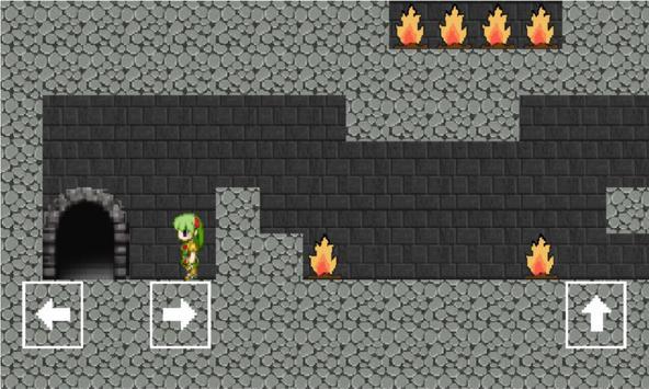 Warrior Princess Escape screenshot 1