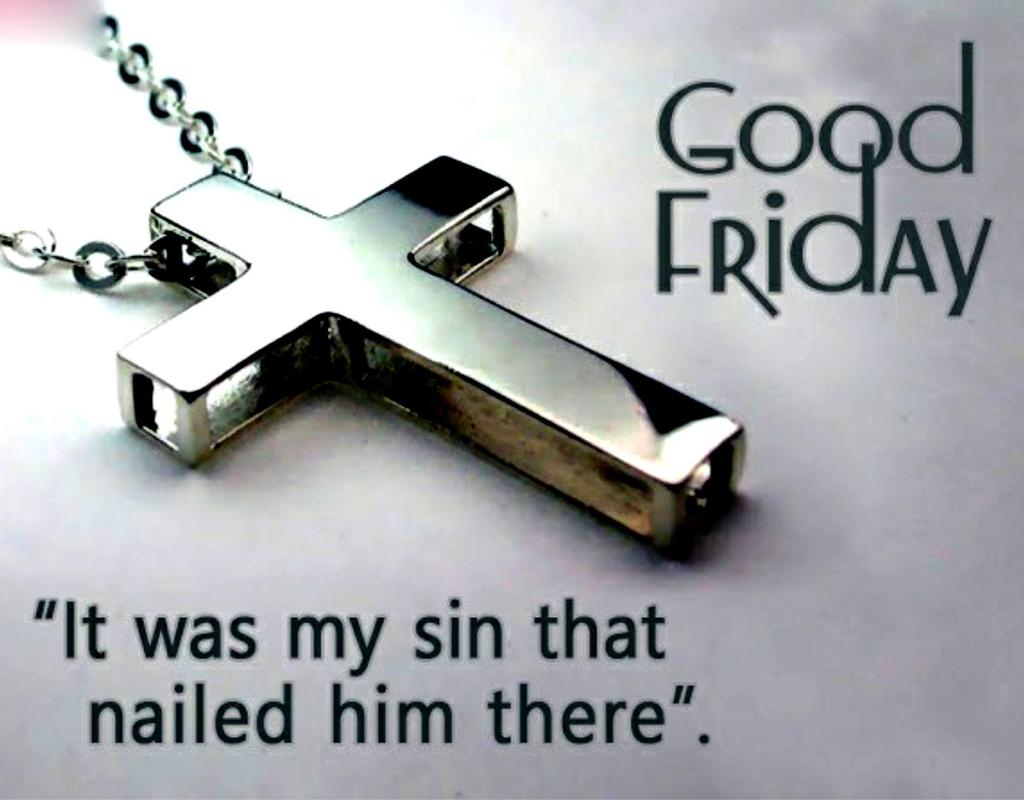 Good Friday Prayers Quotes