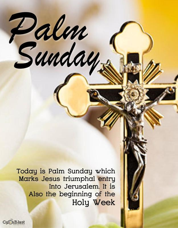 Palm Sunday Quotes Wishes 2018 For Android Apk Download