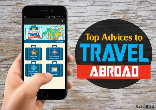 Top Rules to Travel in Foreign Country screenshot 1