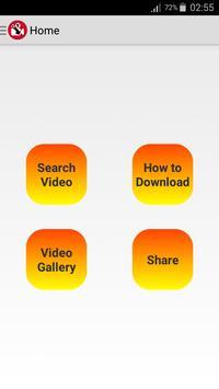 VV - Free & Fast Video Downloader poster