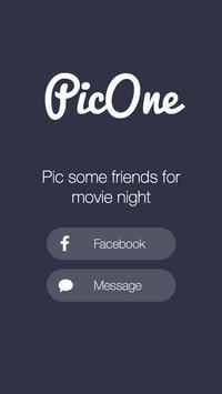 PicOne poster