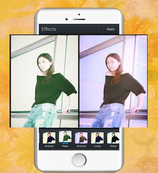 Candy Selfie Camera Plus plus hd screenshot 4