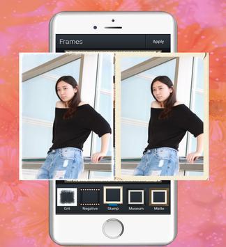 Candy Selfie Camera Plus plus hd screenshot 2