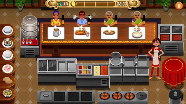 Masala Express: Cooking Game 截圖 7