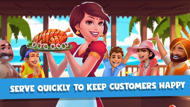 Masala Express: Cooking Game 截圖 1