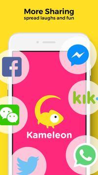 Kameleon screenshot 3