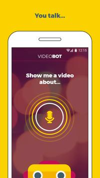 VideoBOT screenshot 2