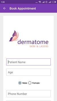 Dermatome screenshot 2