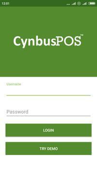 Cynbus POS - Van Sale Point of Sale poster
