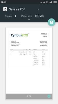 Cynbus POS - Van Sale Point of Sale screenshot 5