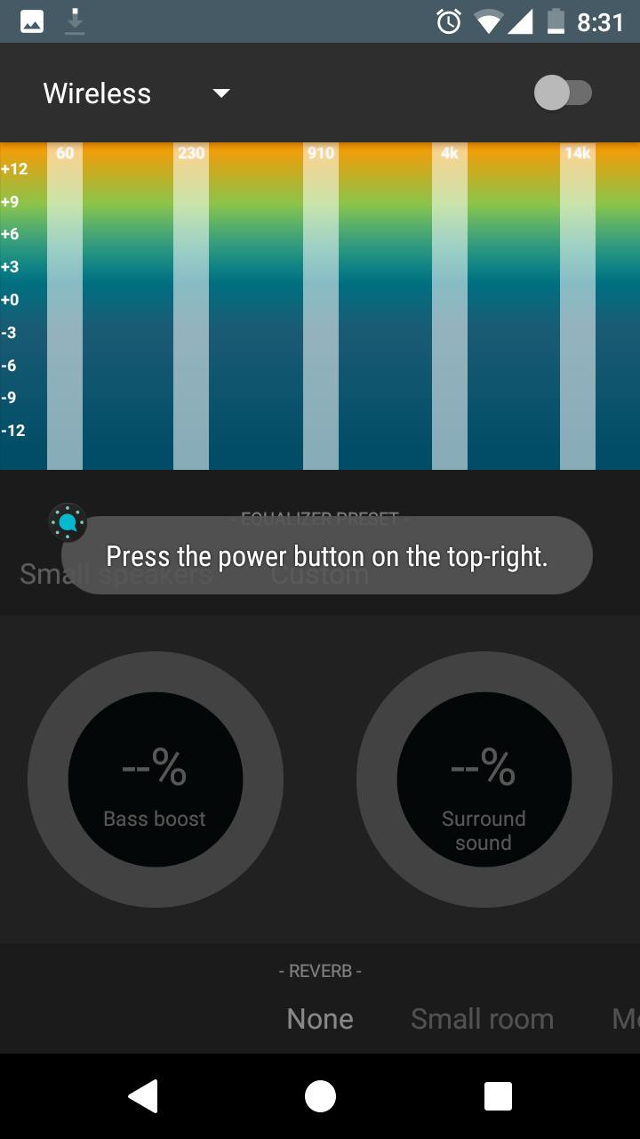 Audio FX for Android - APK Download
