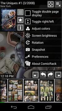 ComicRack Free apk screenshot