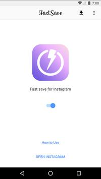 FastSave  (Ads Free)- Save Instagram Photo & Video poster