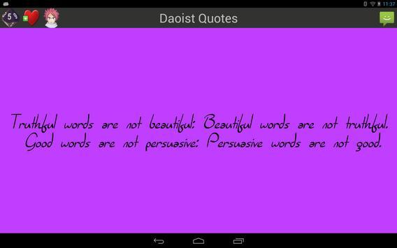 Daoist Quotes screenshot 8