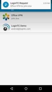 LoginTC स्क्रीनशॉट 2