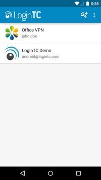 LoginTC स्क्रीनशॉट 3