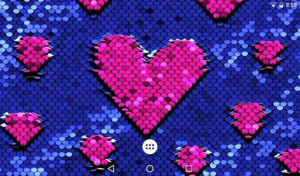Живые пайетки скриншот 14