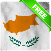 Cyprus flag lwp Free icon