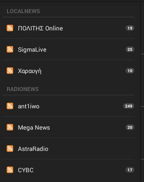 Cyprus Live News apk screenshot