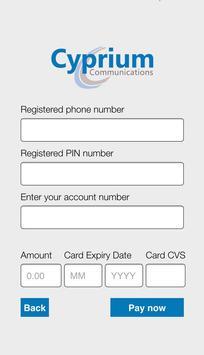 Rent Payment App from Cyprium screenshot 1