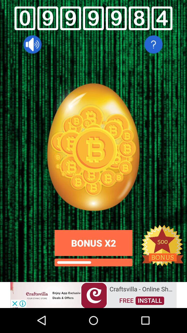 Crypto Egg - Earn Crypto for Android - APK Download