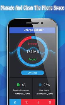 Fast Charger - Battery Saver & Realtime Cleaner poster