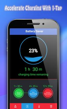 Fast Charger - Battery Saver & Realtime Cleaner screenshot 1