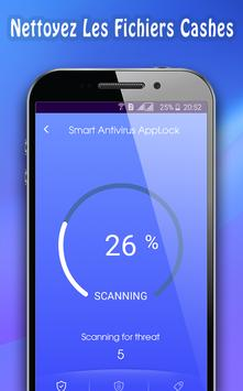 Smart Antivirus ( Cleaner ) & AppLock screenshot 1