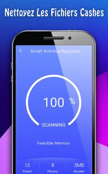 Smart Antivirus ( Cleaner ) & AppLock screenshot 2