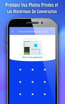 Smart Antivirus ( Cleaner ) & AppLock screenshot 4