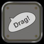 Learning English: Noun Drag icon