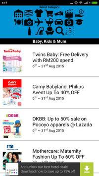 Malaysia Sales & Promotion screenshot 2