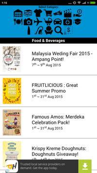 Malaysia Sales & Promotion screenshot 4