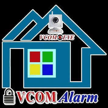 VCOM Alarm poster