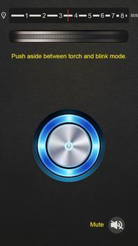 Super LED Flashlight poster