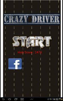 Crazy Driver apk screenshot