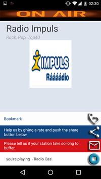Czech radio stations screenshot 1