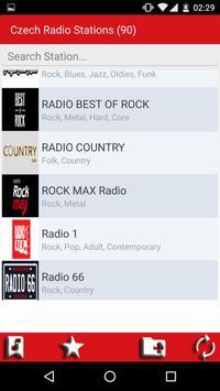 Czech radio stations screenshot 5