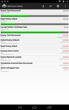 Warframe Alerts screenshot 7