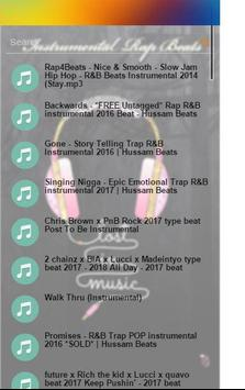 Instrumental Rap Beats apk screenshot