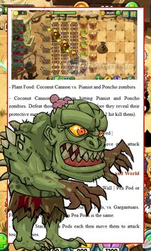 Guide For Plant Vs Zombie 2 poster