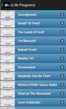 cLife Ministries screenshot 1