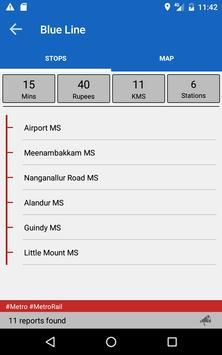 MTC Bus Metro Suburban train screenshot 10