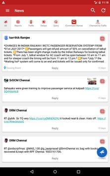 MTC Bus Metro Suburban train screenshot 14