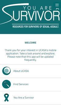 You Are a Survivor poster